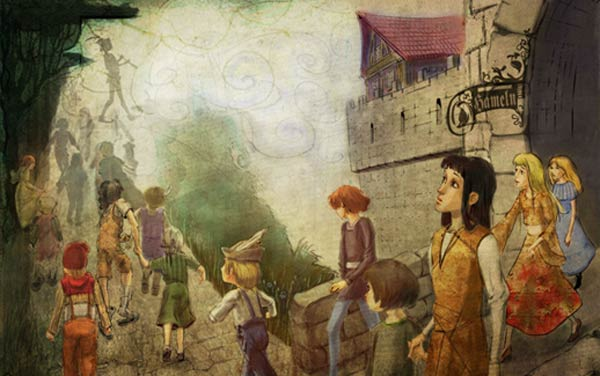 The Disturbing True Story of the Pied Piper of Hamelin | AncientOrigins