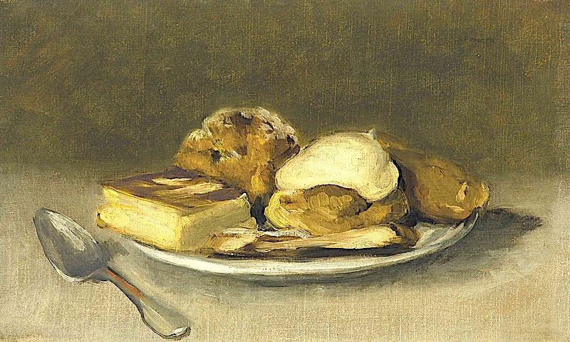 Dessert Recipes of Iconic Thinkers: Emily Dickinson's Coconut Cake, George Orwell's Christmas Pudding, Alice B. Toklas' Hashish Fudge & More   OpenCulture