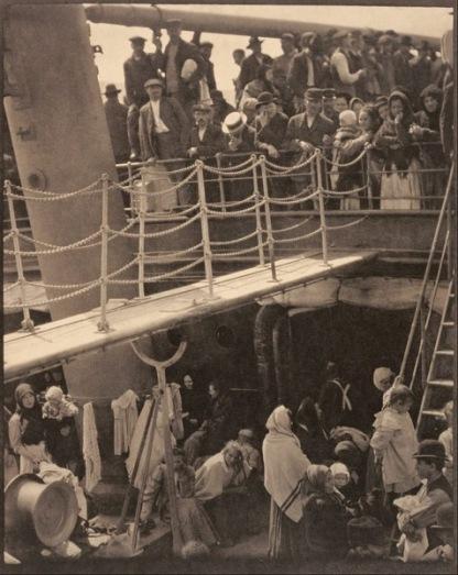 1200px Alfred Stieglitz American The Steerage Google Art Project e1542697288895